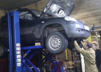 Ремонт легковых авто в Сыктывкаре