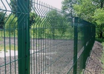 3D забор, 3Д сварная панель 1730x2500x3/4мм