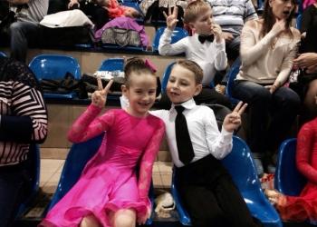 Бальные танцы для детей в Симферополе.Клуб Daily Dance
