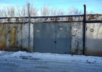Капитальный гараж 20кв
