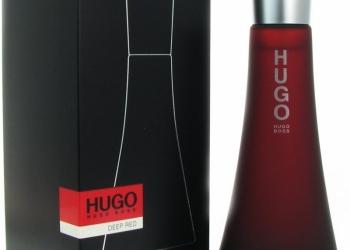 "Женская парфюмерная вода Hugo Boss ""Deep Red"