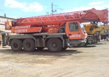 55 тонн автокран Grove GMK3055 55т