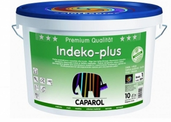 Интерьерные краски (Indeko-plus) Капарол