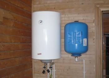 Услуги сантехников, загородное водоснабжение в Можайске, Можайском районе.