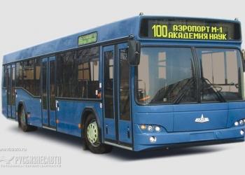 Городской автобус МАЗ 103485