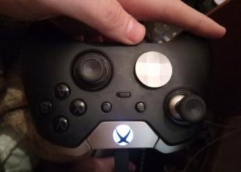 Xbox Elite Contraler+CronusMax++usbГарнитура+usbHub
