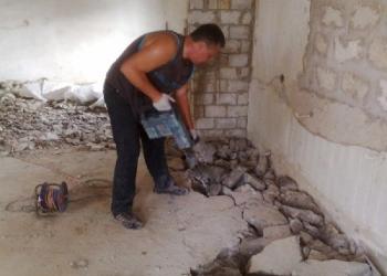 Демонтажные работы в Липецке и области.