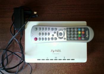 IPTV-приставка Zyxel STB-1001S