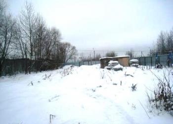 Участок 14 соток п. Большевик, граничит с г. Серпухов.
