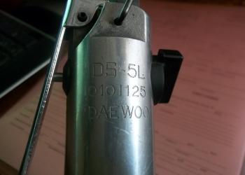 Профессиональная пневмоотвертка DAEWOO