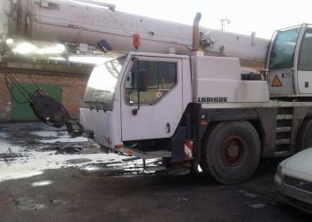 40 тонн АвтоКран, Аренда