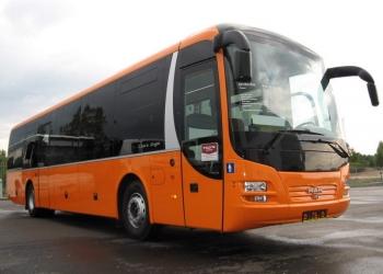 Перевозка пассажиров от 3 до 83 посадочных мест