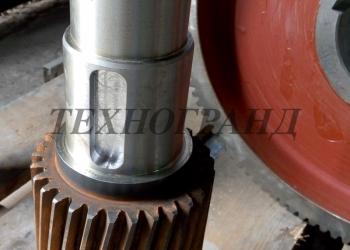 Продам комплект шестерен для гранулятора ОГМ 1,5