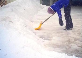 Уборка СНЕГА - ЧАСТНЫЙ ДОМ ПРЕДПРИЯТИЯ Вывоз снега - Зил самосвал