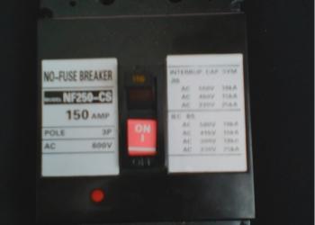 Автоматический выключатель 150А