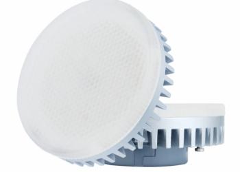 Светодиодная лампа GX53 6W 220В для натяжных потолков