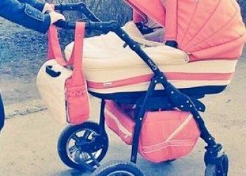 продаётся коляска ADAMEX 2 в 1