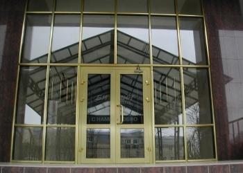 Алюминиевые и Пластиковые окна, двери, витражи.