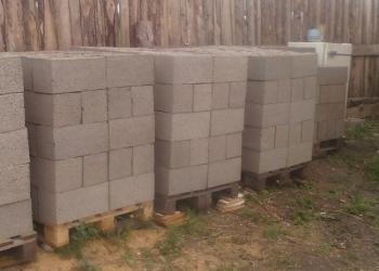 Продам производство строительных блоков.