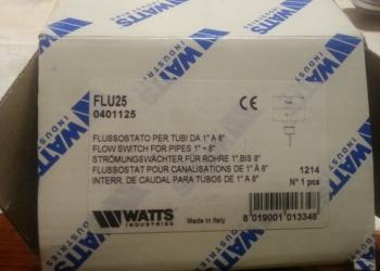 Продам реле протока FLU 25