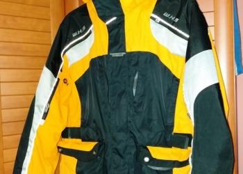 куртка мужская,горнолыжная,размер 46-48 W.H.S
