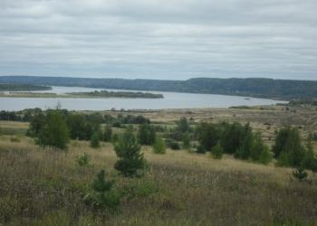 Земельный участок с видом на Волгу 25 км. от Н.Новгорода (недорого)