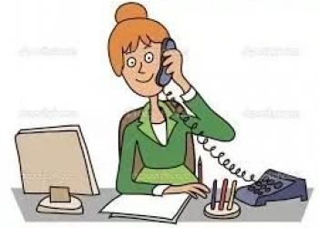 Сотрудник в отдел информации на прием звонков