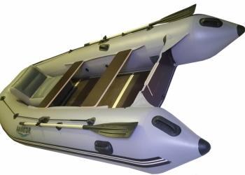 Лодка ПВХ ANNKOR 360 c 50 баллон