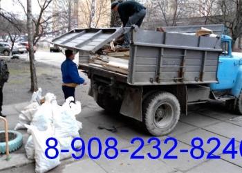 Вывоз строительного мусора на Газелях