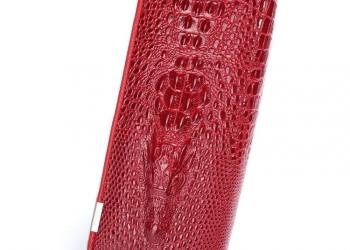 Стильный женский  клатч - портмоне  Wild Alligator