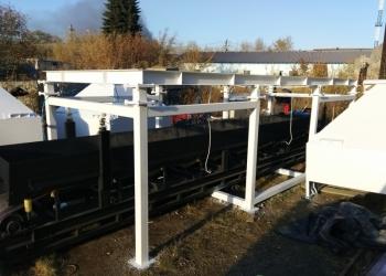 Производство нестандартного оборудования, металлоконструкций