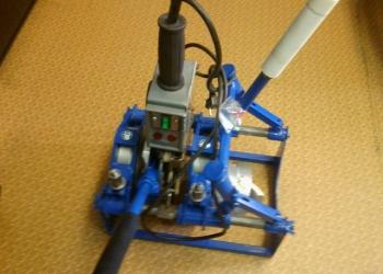 УСПТ 50-110 Сварочный аппарат для сварки п/эт. тру