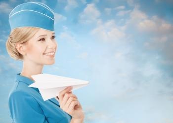 Бортпроводник (стюардесса) бизнес-авиации через обучение