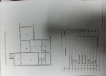 3-к квартира, 66 м2, 1/2 эт.