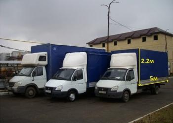 Перевозка вещей и мебели по Самаре и области