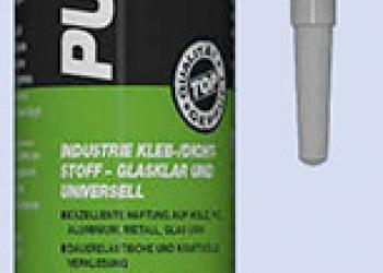 PURAFLEX 9135 профессиональный прозрачный водостойкий клей-герметик