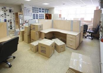 Услуги хранения и перевозки во время офисного переезда в Крыму