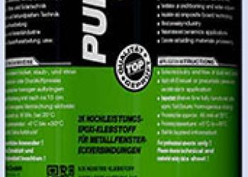 PURAFLEX 9220 2-компонентный конструкционный клей на основе эпоксидной массы