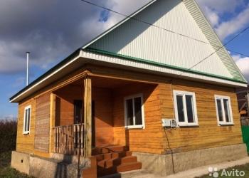 Дом 81 м2 в Кушнаренково