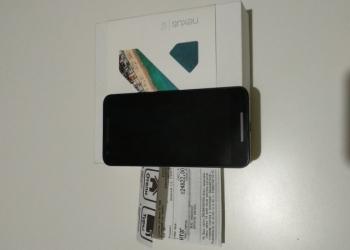 LG nexus 5X (black) 16 GB