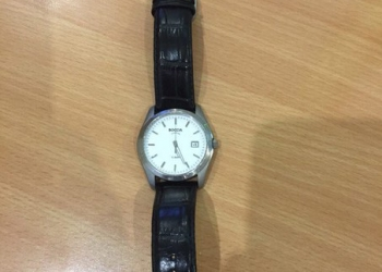 Кварцевые часы Boccia TITANIUM