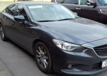Mazda 6, 2013 Sky