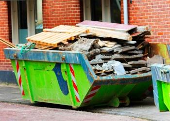 Вывоз мусора контейнером с утилизацией