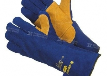 Краги спилковые SAPPHIRE PLASMA™ PRO+ KEVLAR® Артикул: CS-303