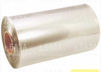 Пленка ПВХ 250/500 мм х 550 м, 15 мкм, п/рукав (термоусадочная)