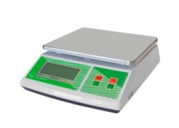 Весы порционные ФорТ-Т 708Ф (3;0.5) LCD Фиеста