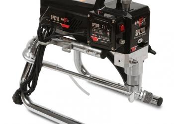Окрасочный аппарат высокого давления HYVST SPT 210