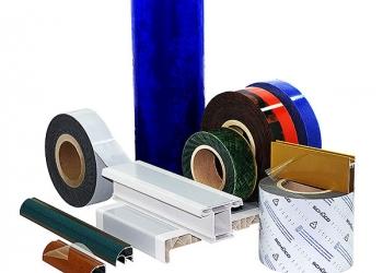 Производство и продажа защитной самоклеющейся пленки