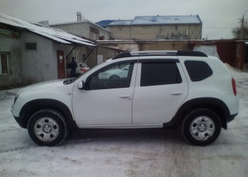 Renault Duster, 2014