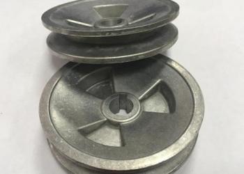 Изделия из алюминия, латуни и цинка